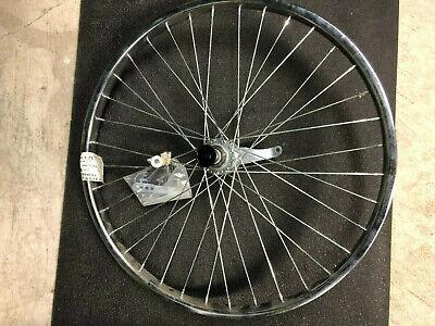 "Heavy Duty Beach Cruiser Bike Bicycle 26/"" x2.125 Rear /& Front Wheel 12g H chrome"