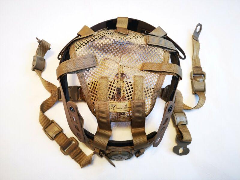Virtus Revision Helmet Harness + Chinstrap S/M, Part 3-0380-9000