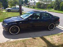 318i BMW 2005 20inch Rims Cream Leather Wynnum Brisbane South East Preview