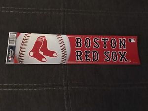 Red Sox autocollant