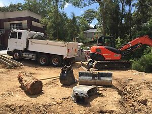 Truck Hire / Spoil Removal / Excavator Kellyville The Hills District Preview