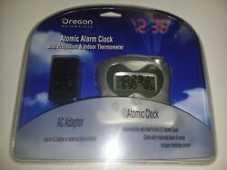 Oregon Scientific Translucent Blue Projection Clock with Thermometer RM313PNA