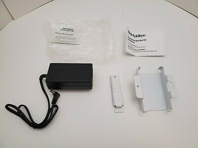 Welch Allyn Spot Lxi Power Supply Adapter Charger With Bracket Kit 4500-ps