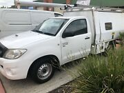 2010 Toyota SR Hilux turbo diesel Wollongong Wollongong Area Preview