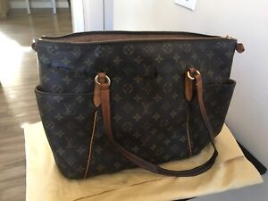 Louise Vuitton Monogram large Tote - with receipt!