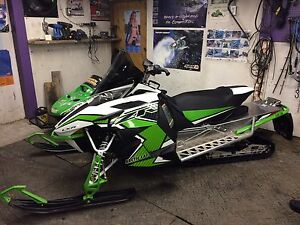 2016 Arctic Cat ZR 4000 LXR