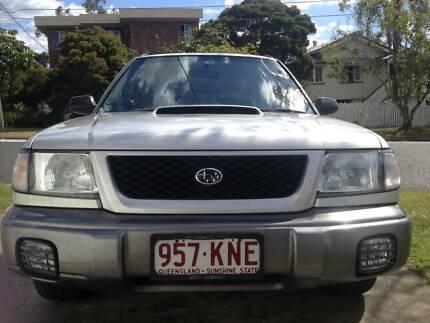 Subaru Forester GT, Low kms. Coorparoo Brisbane South East Preview