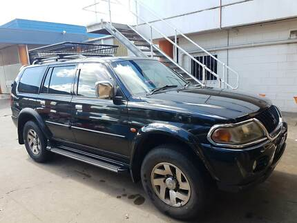 Mitsubishi Challenger 2004,Camper, 4x4, Automatic, ULP