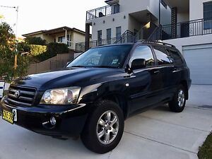 2005 Toyota Kluger 4x4--- perfect car 7 seats Sydney City Inner Sydney Preview