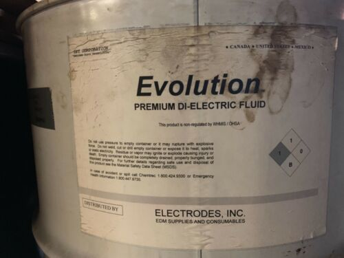 EDM dielectric oil