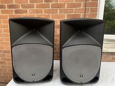 mackie the-15a Powered Speakers.