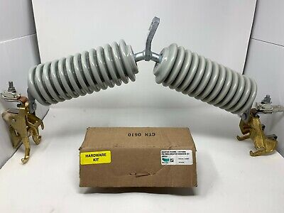 Sc Electric Overhead Standard Cutout 92544r3 34.5 Kv Smd-20 Fast Free Shipping