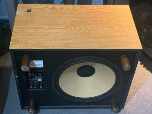 "BSR Model DR-SW 15X2 Passive 15"" Subwoofer - Used"