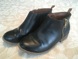 Size 3 Black Ankle Boots