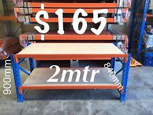 Work bench Built Tuff  $165  Heavy Duty Ingleburn Campbelltown Area Preview