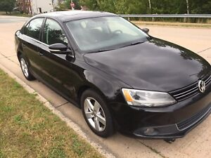 Auto  2012 Jetta TDI Diesel Sedan: Sunroof, New Brake