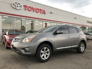 2013 Nissan Rogue S, Only 106122 Km's, Alloys, Winter Rim/Tires