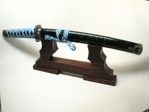 Sword Katana Knife Flute Blowgun Stand Holder Display #2014