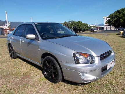 2005 Subaru Impreza GX AWD Sedan Parramatta Park Cairns City Preview