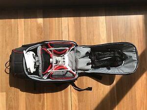 Phantom 4 Premium Package: Manfrotto D1 , 3 Batteries, Filters ++ Bondi Beach Eastern Suburbs Preview