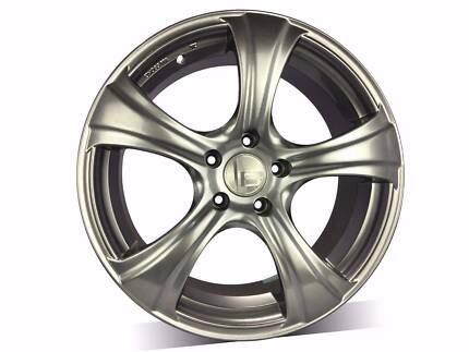1X18 INCH Brand New Racing Wheels For Commodore,BMW,