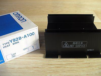BRAND NEW - Omron Y92B A100 Heat Sink