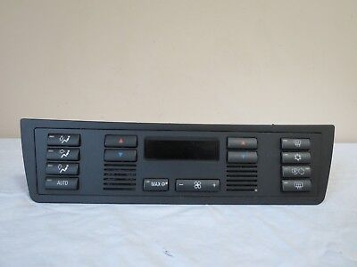 00 01 02 03 04 05 06 BMW e53 x5 AC Heat Temp Heater Climate Control Unit OEM