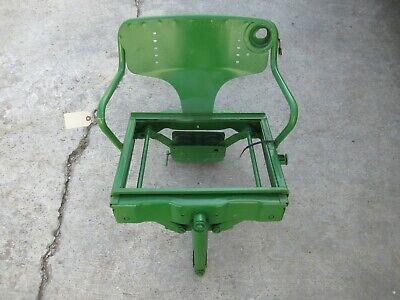 John Deere 720 730 Gas Lp Allfuel Or Diesel With Pony Float Ride Seat