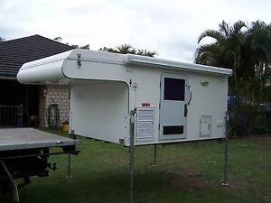 2010 SLIDE - ON POP TOP CAMPER by  Naked RV - Orion model Oxenford Gold Coast North Preview