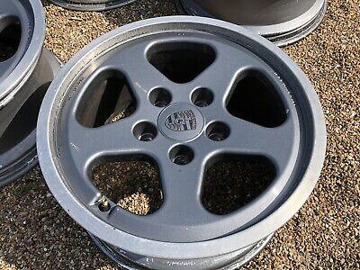 "RUF Speedline Porsche SC/Carrera 17"" Alloy Wheels"