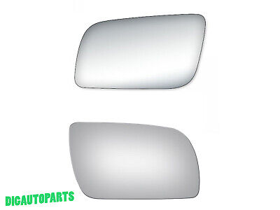Pair Set Mirror Glass for CHEVY GMC C/K 1500 2500 3500,Suburban,Yukon XL,Sierra C2500 Door Mirror