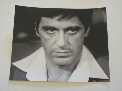 Al Pacino Actor 8x10 B&W Promo Photo #2