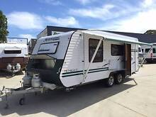 2010 Majestic Knight Full Ensuite Shower Toilet Duel axle Caravan Clontarf Redcliffe Area Preview
