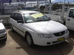 03 Holden Commodore Wagon. Long rego Fully serviced and Inspected Granville Parramatta Area Preview