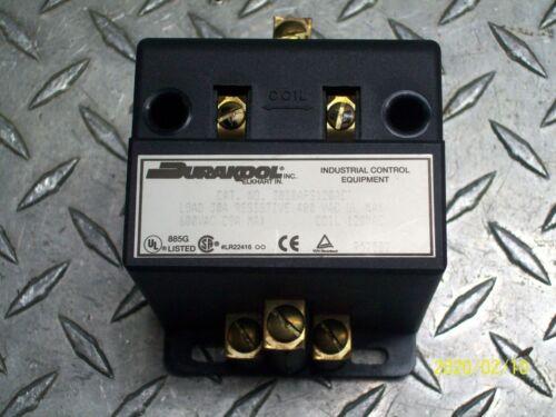 DURAKOOL 3030APS120AC CONTACTOR 30A 120VAC COIL