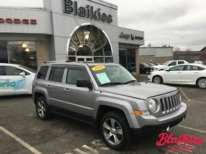 2016 Jeep Patriot High Altitude | 4X4 | 5 YR / 100,000KM GOLD PL