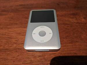 iPod Classic 160GB with a metal case Mentone Kingston Area Preview