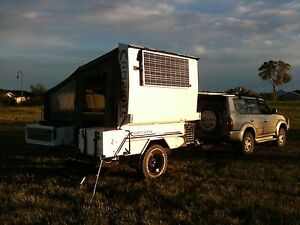 OFFERS Considered - OFFRoad Hard Floor Camper Trailer Amaroo Gungahlin Area Preview