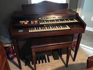 Hammond H124XL - Organ