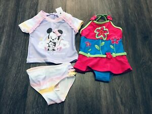 3-6 month girl swimsuits