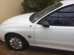 VT commodore ,it is unregistered,very little to pass pits,firm $700