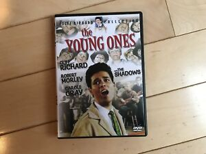 Rare Anchor Bay DVD - the Young Ones
