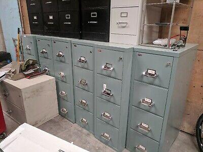 Korden Fireproof Filing Cabinets With Keys Fireking