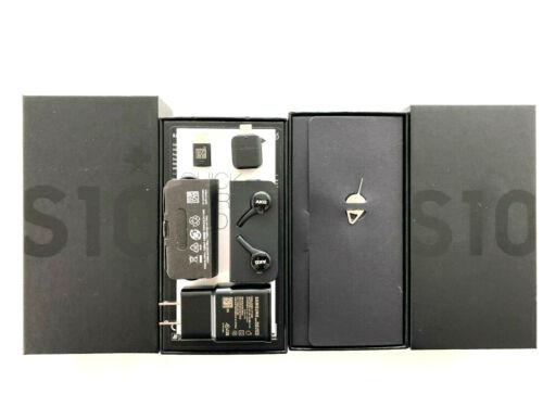 Empty Retail Box For Samsung Galaxy S10 S10 Plus S10e Note 10 W/Manual