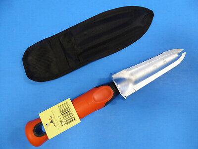 Metal Detecting Detector Digging Tool Trowel Knife Heavy Duty Wsheath 13.5