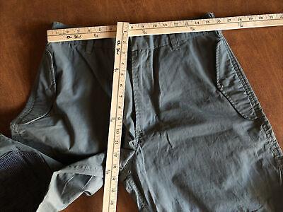 Update Maharishi Shower Repellent Snopant Tech Pants Baggy Zip Ankle Small Green