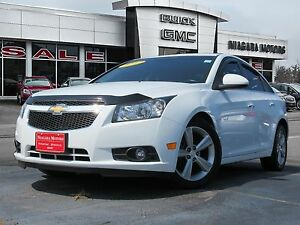 2012 Chevrolet Cruze LTZ - ** One owner!! **
