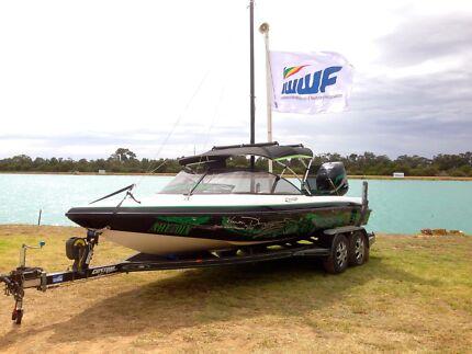 Ski boat custom Toukley Wyong Area Preview