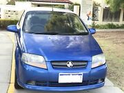 Holden Barina 2008 Bentley Canning Area Preview