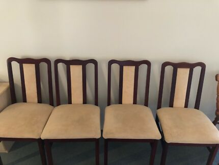 Jarrah Dining Room Chairs
